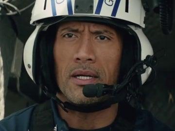 Dwayne Johnson en 'San Andrés'
