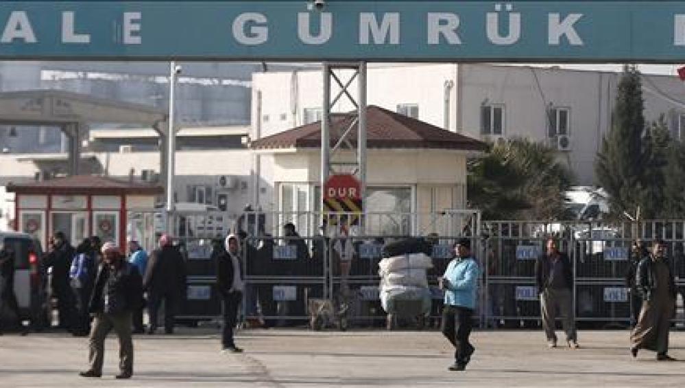 Frontera de Turquía con Siria