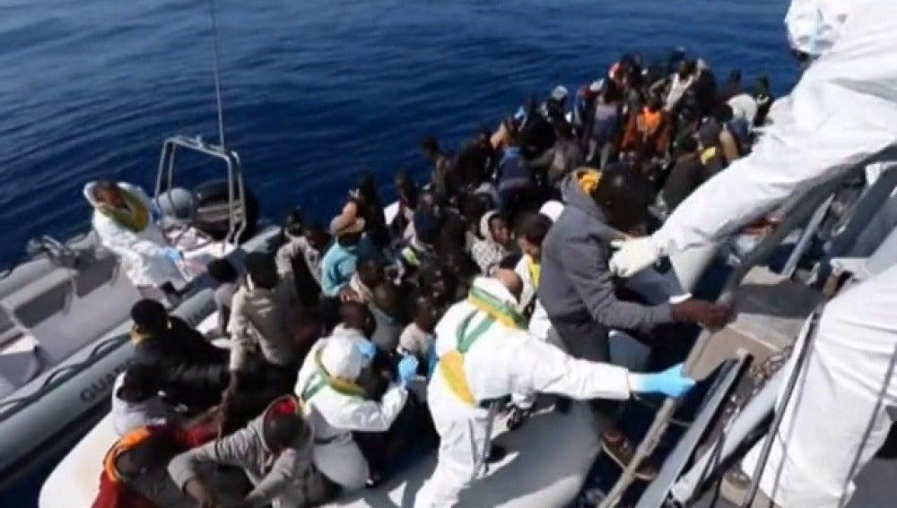 """""""El inmigrante no es el enemigo, sino la víctima"""", asegura la Agencia de la ONU para los Refugiados"""