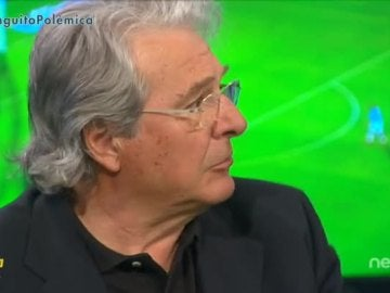 Jorge D' Alessandro, en 'El Chiringuito de Jugones'