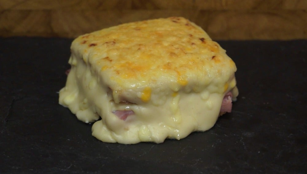 Oh, la, la, croque monsieur.