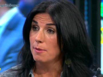 Cristina Cubero, en 'El Chiringuito de Jugones'