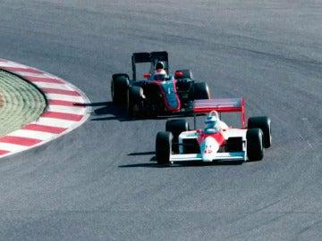 McLaren confirma el cambio de diseño del MP4-30 para el GP de España