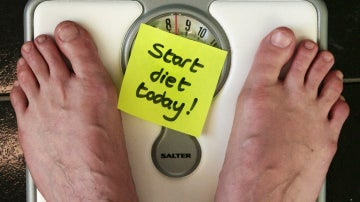 Empieza la dieta, pero no estas