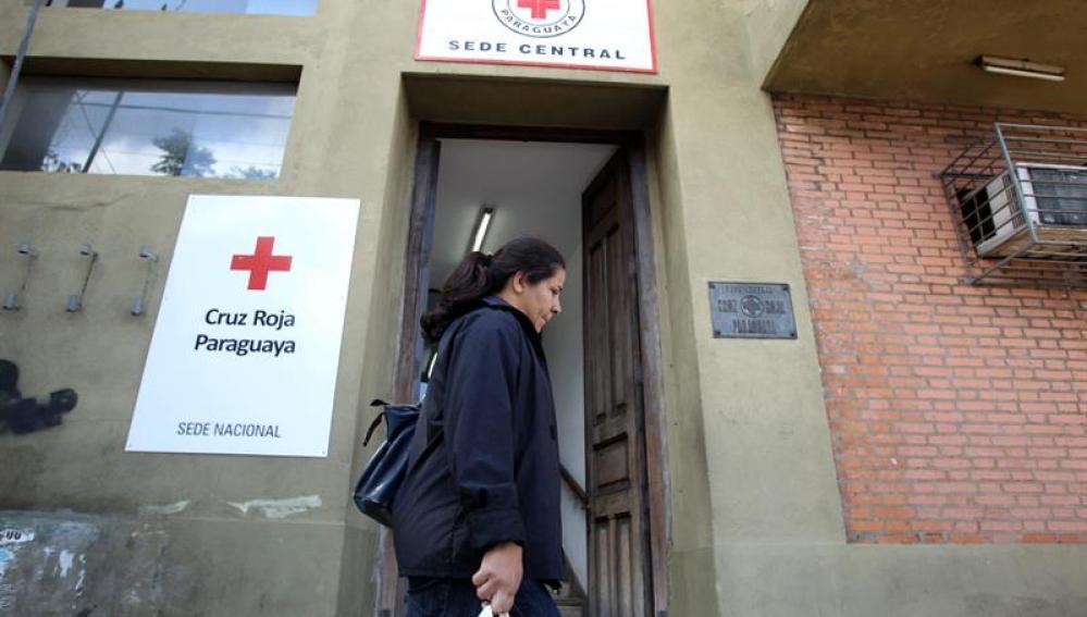 Cruz Roja paraguaya