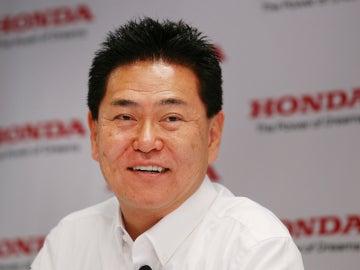 Yasuhisa Arai, de Honda