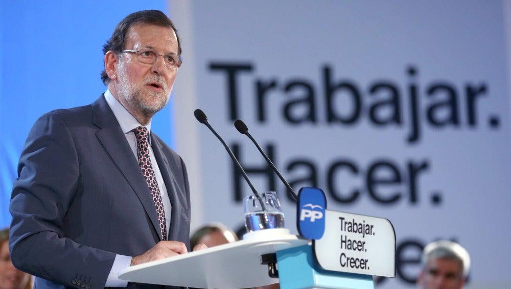 Rajoy en Barcelona