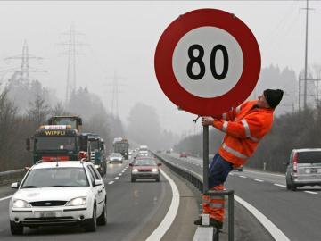 Francia limita a 80 km/h la velocidad máxima en sus carreteras