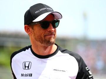 Jenson Button, piloto de McLaren