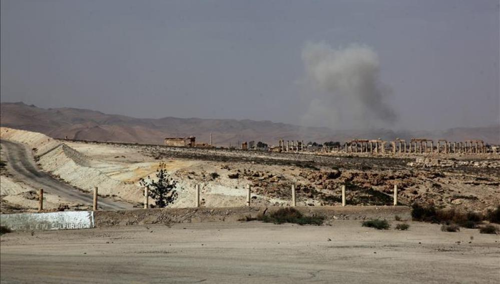 La ciudad de Palmira está en manos del Estado Islámico