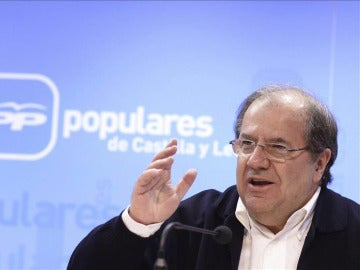 Juan Vicente Herrera, presidente de Castilla y León