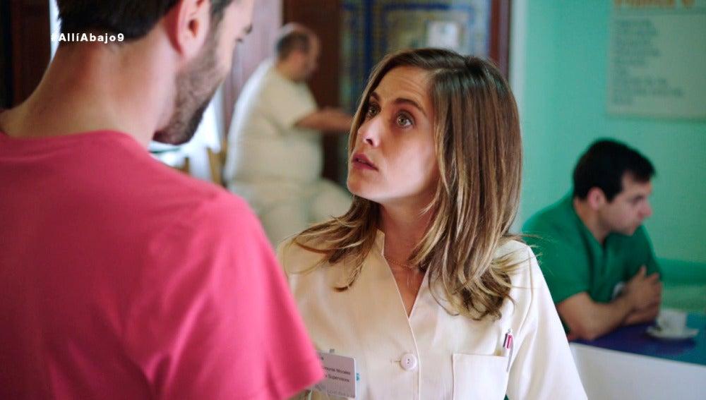 """Carmen no quiere interponerse entre Iñaki y Nekane: """"Los andaluces besamos por todo"""""""