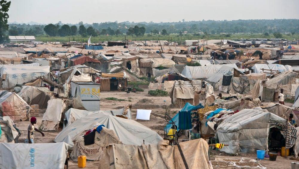 Campamento refugiados de la República Centroafricana - Contraparte