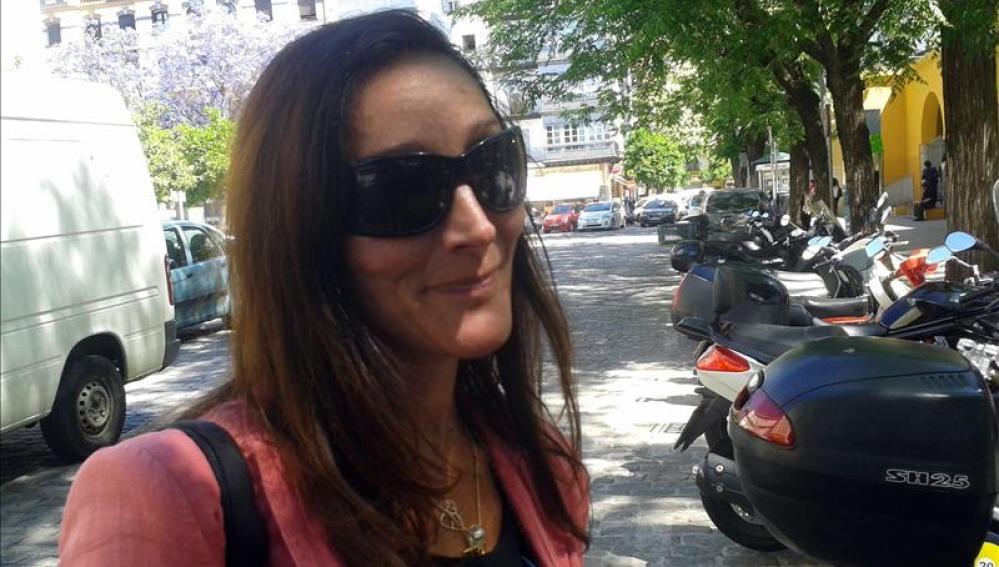 La magistrada María de los Ángeles Núñez Bolaños