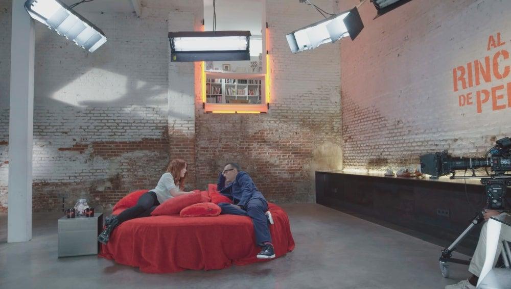 La Conversacion Con Amarna Miller En Cinco Minutos Antena 3 Tv