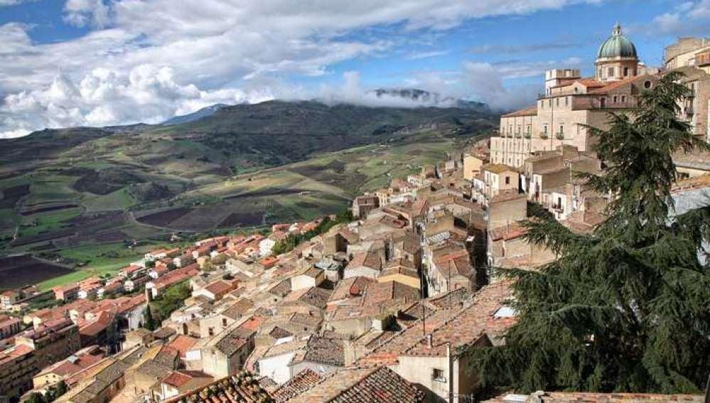 Pueblo de Gagi, Italia