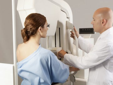 Mamografía, tratamiento cáncer de mama