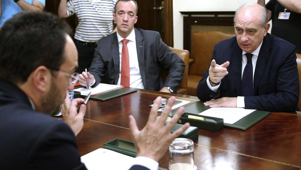 Reunión pacto antiterrorista