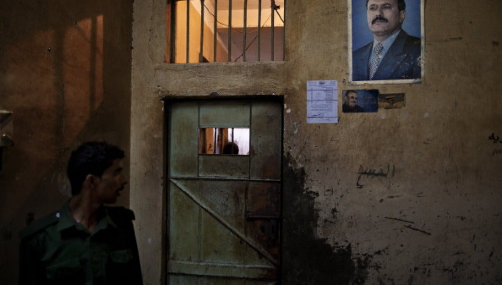 Una cárcel de Yemen