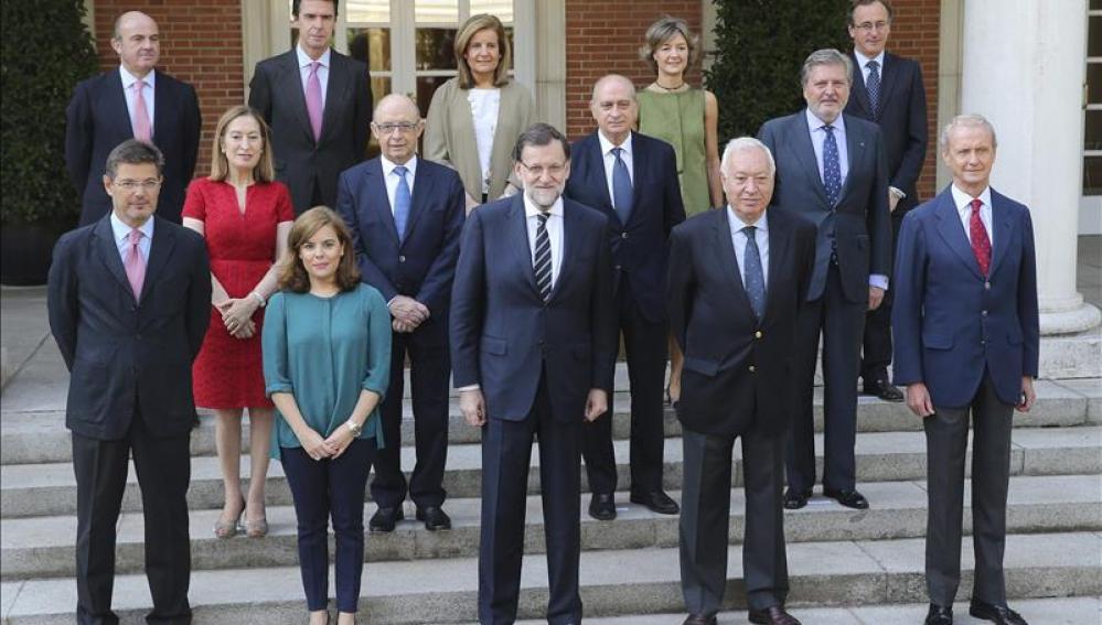 Último Gobierno