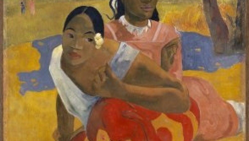 El cuadro de Gauguin que se podrá visitar hasta el 14 de septiembre en el Museo Nacional de Arte Contemporáneo Reina Sofía