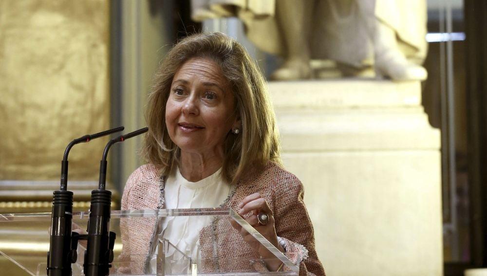 La Fiscal General del Estado, Consuelo Madrigal