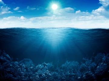 La profundidad de los océanos