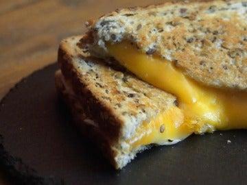 El grilled sándwich de Chef: un pecado.