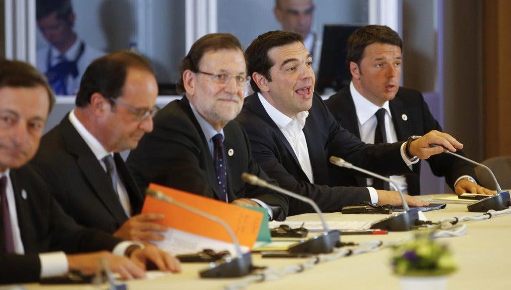 Cumbre de líderes europeos