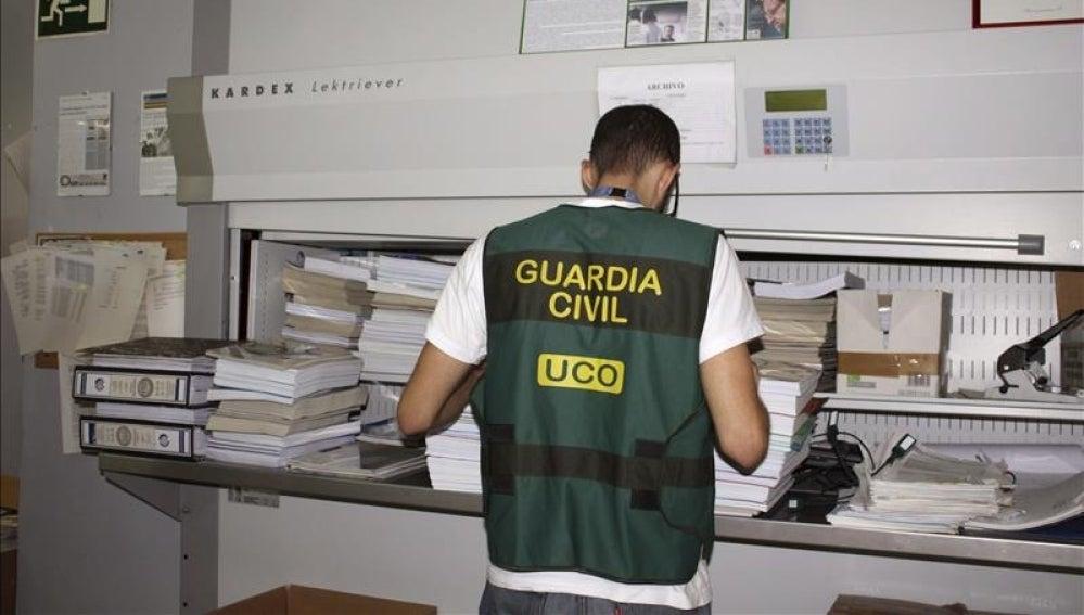 Guardia Civil UCO
