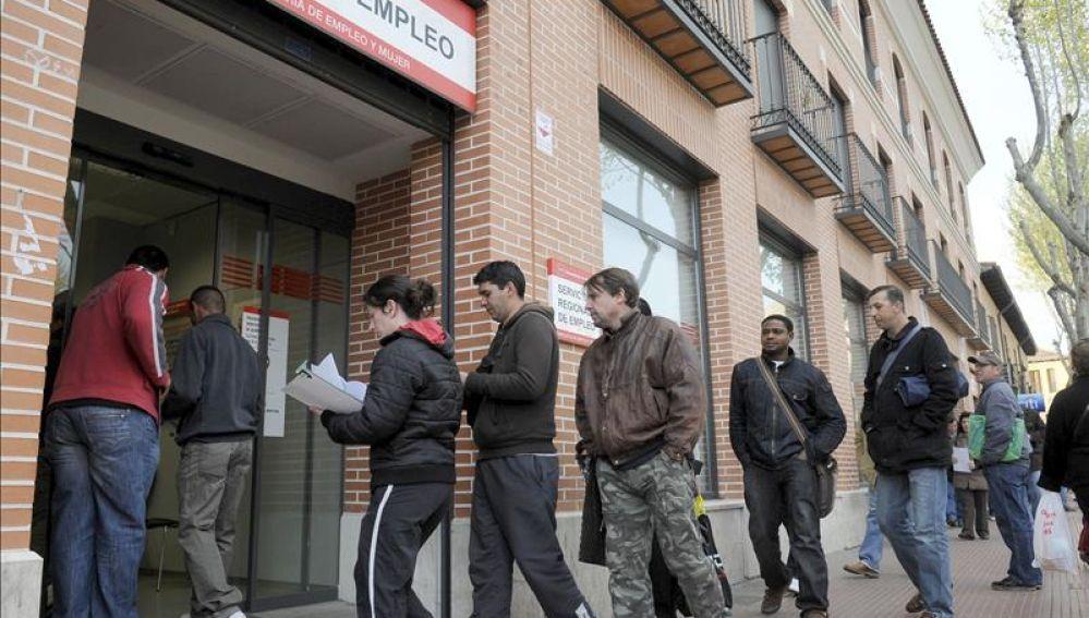 La OCDE advierte del enquistamiento del paro juvenil