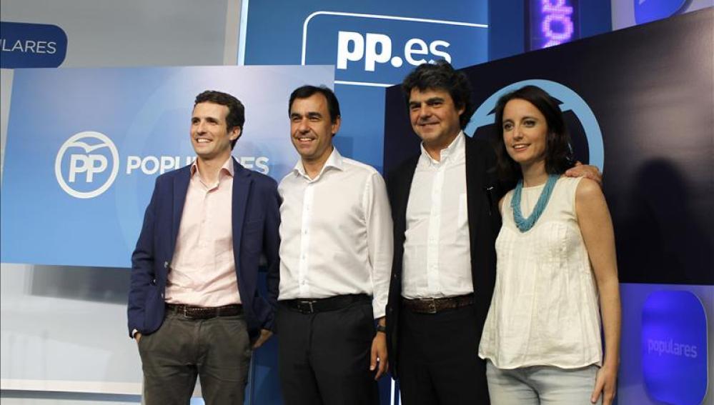 Presentación de la Conferencia Política del PP