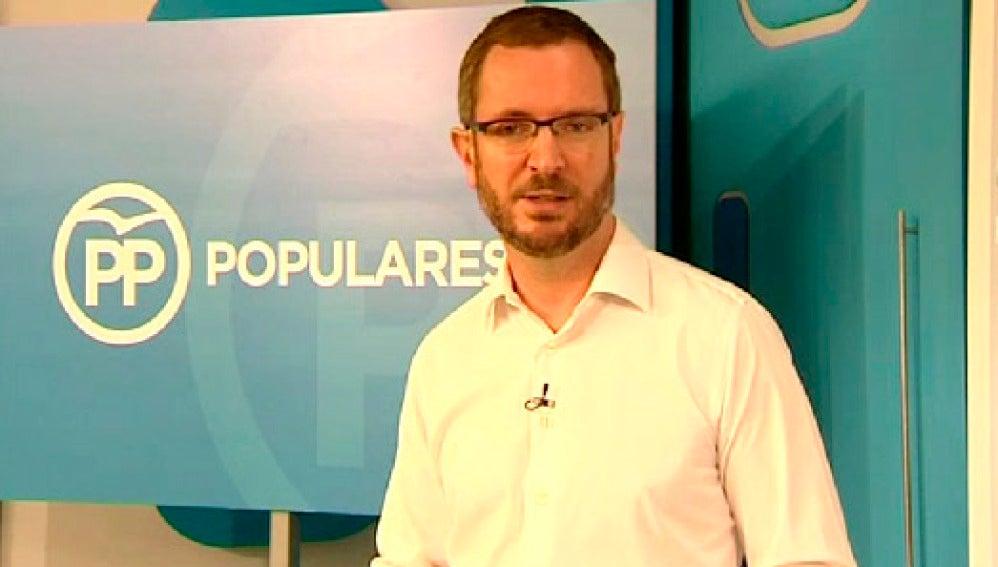 Javier Maroto, en Espejo Público