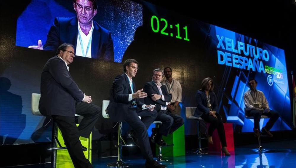 Conferencia política del PP en la que pretende sentar las bases del programa electoral