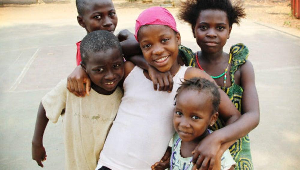 Supervivientes al ébola