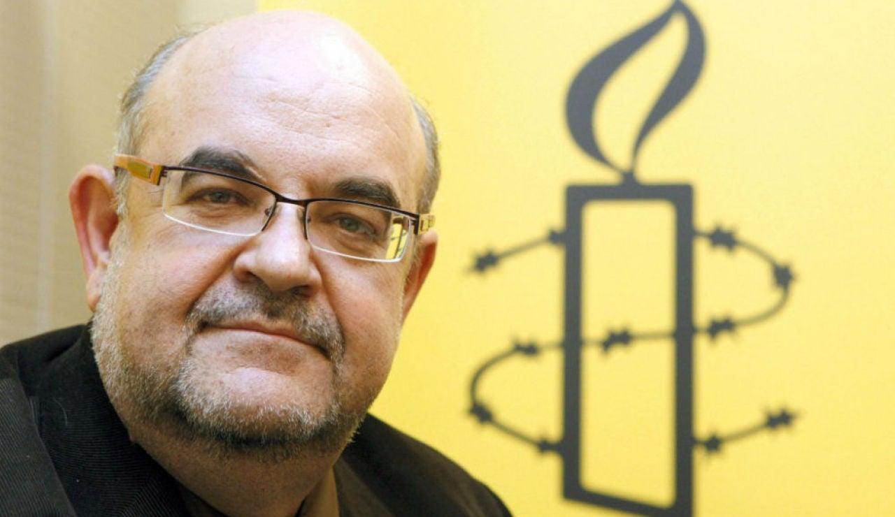 Esteban Beltrán, director de Amnistía Internacional
