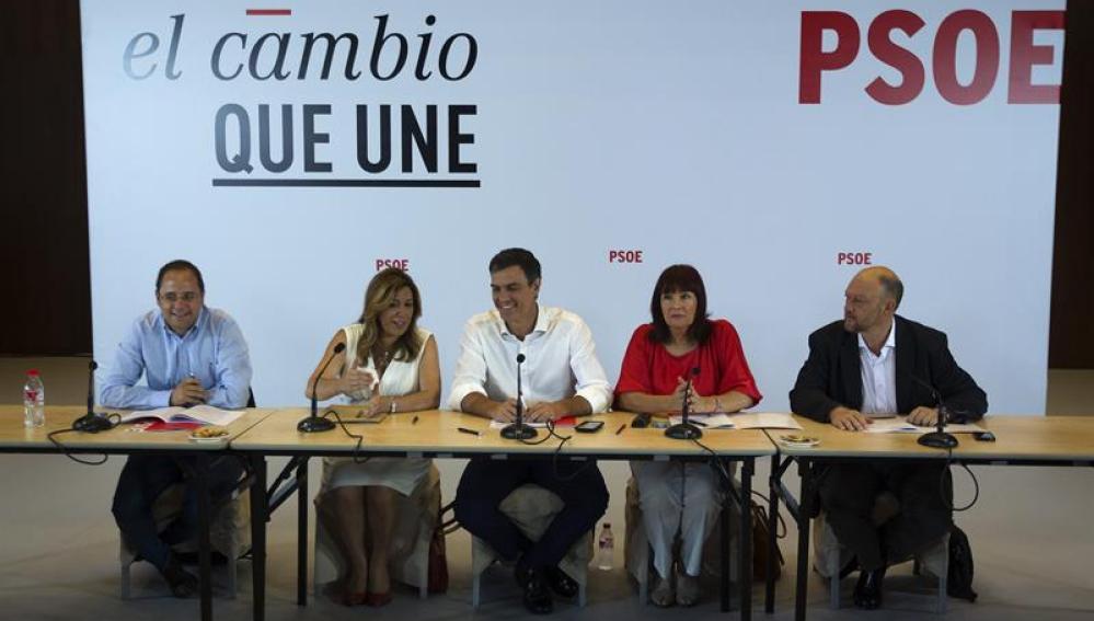 Reunión del Consejo de Política Federal en Sevilla