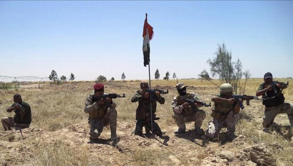 Biyi, en la provincia iraquí de Saladino, al norte de Bagdad.