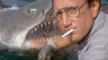 La película 'Tiburón'