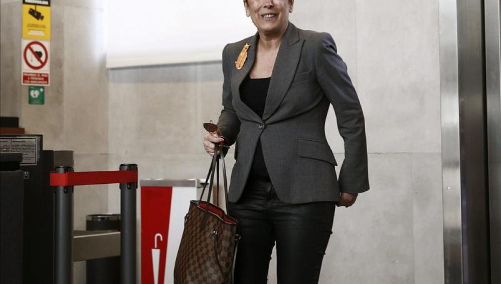 Uxue Barkos, próxima presidenta del Gobierno de Navarra