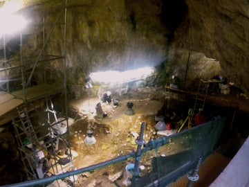 Cueva Fantasma, atapuerca