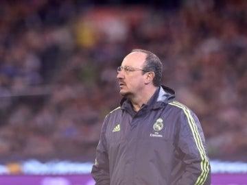 Rafa Benítez, nuevo técnico del Real Madrid