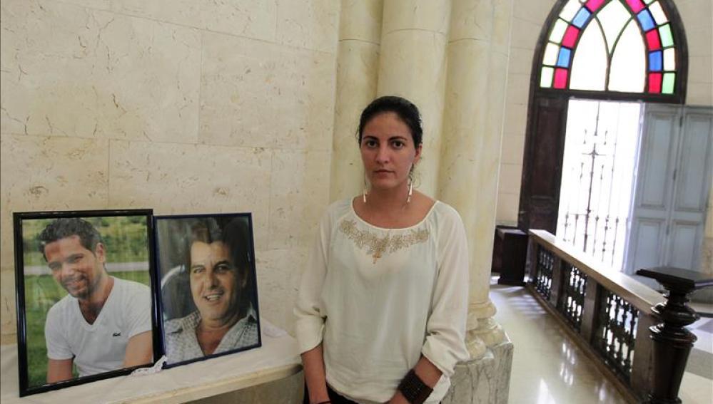 La disidente cubana Rosa María Payá