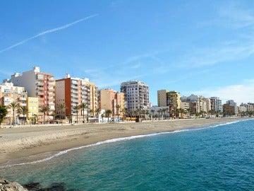 Playa El Zapillo, Almería