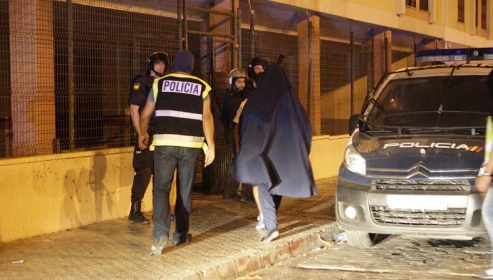 Detenido en Melilla un hombre que captaba y adoctrinaba a mujeres para el DAESH