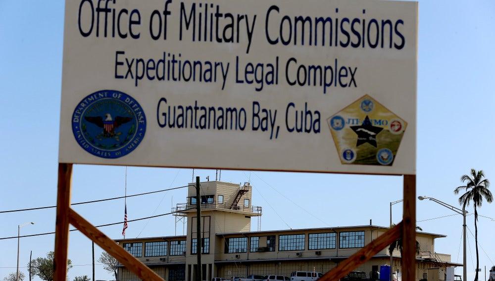 Bahía de Guantánamo en Cuba