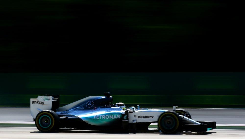 Mercedes de Hamilton, GP de Hungría