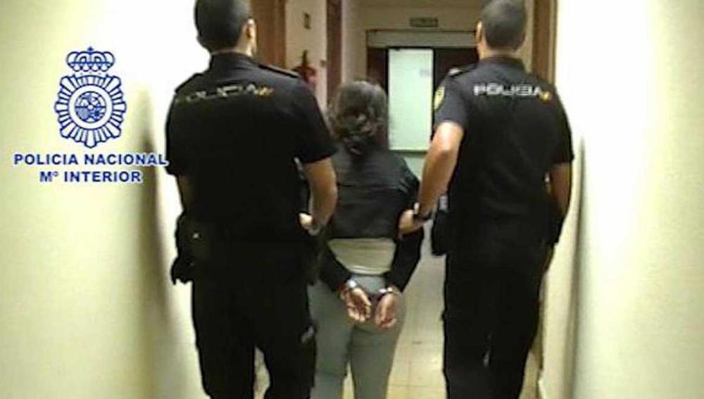 La madre acusada de matar a su bebé de dos meses en Zaragoza