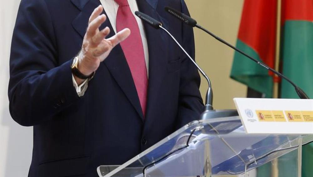 Jorge Fernández Díaz, el ministro del Interior