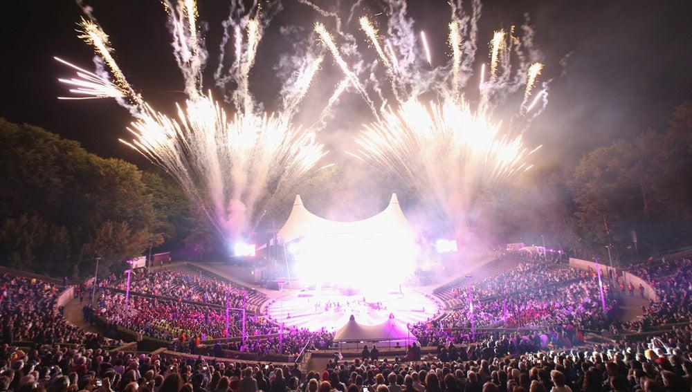 Inauguración de los Juegos Europeos Macabeos en Berlín